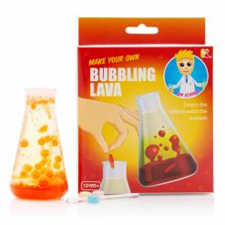 Bubbling Lava