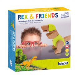 Build Exciting Dinosaurs