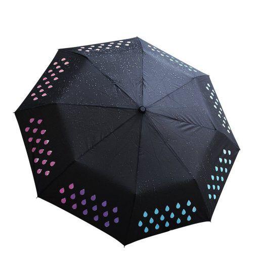 Colour Shifting Umbrella