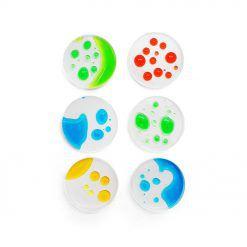 Small petri dishes - 10st
