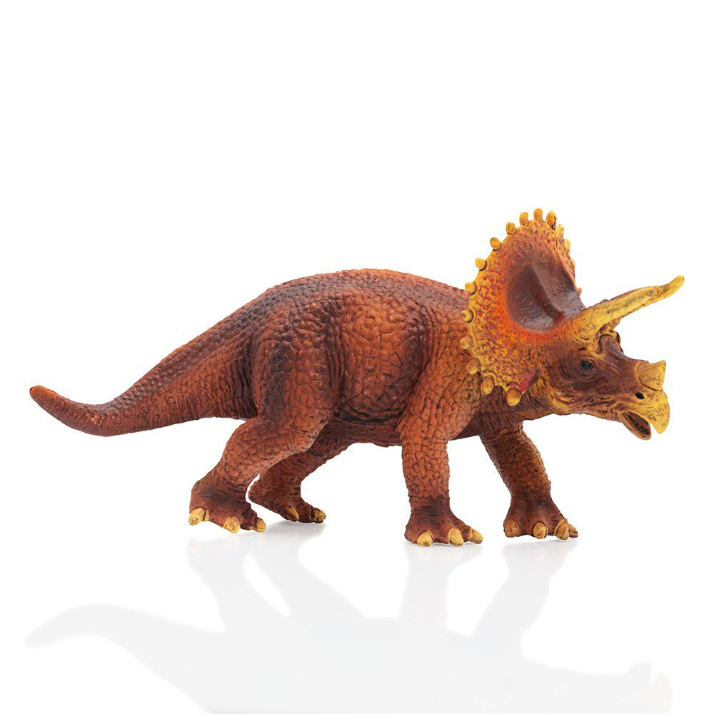 Triceratops-Three horned face